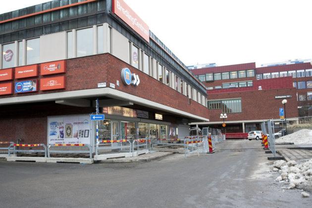 Parkering Bredäng C