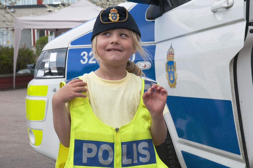 Liten polistjej