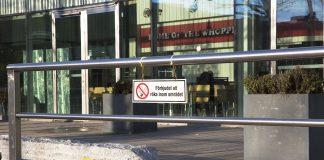 Rökförbud uteservering SKHLM
