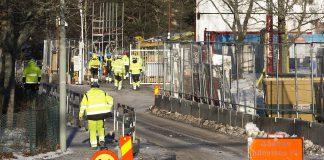 Byggstyrka i Bredäng