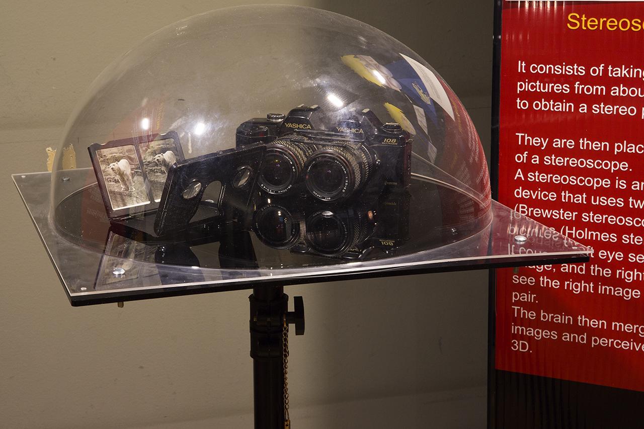 Experiment Stereoscope