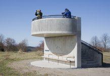 Fågelskådning Vårbergstoppen